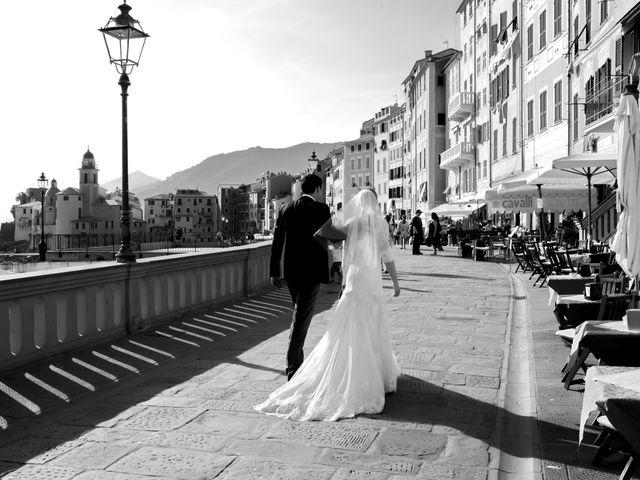 Il matrimonio di Federica e Riccardo a Bogliasco, Genova 21
