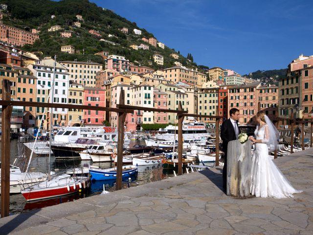Il matrimonio di Federica e Riccardo a Bogliasco, Genova 22