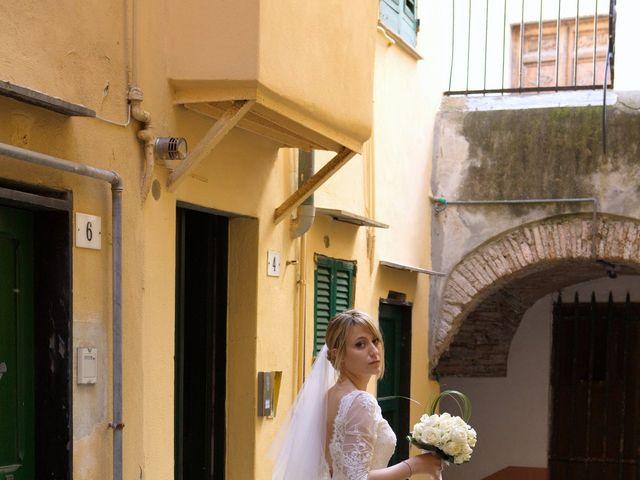Il matrimonio di Federica e Riccardo a Bogliasco, Genova 24