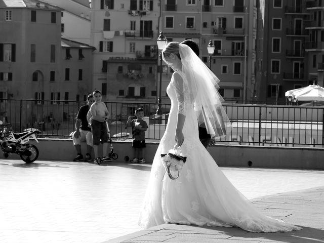 Il matrimonio di Federica e Riccardo a Bogliasco, Genova 27