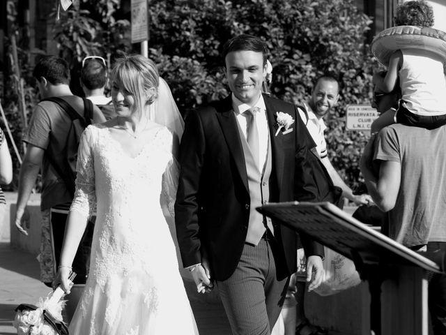 Il matrimonio di Federica e Riccardo a Bogliasco, Genova 28