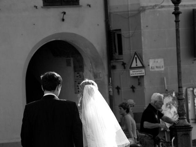 Il matrimonio di Federica e Riccardo a Bogliasco, Genova 29