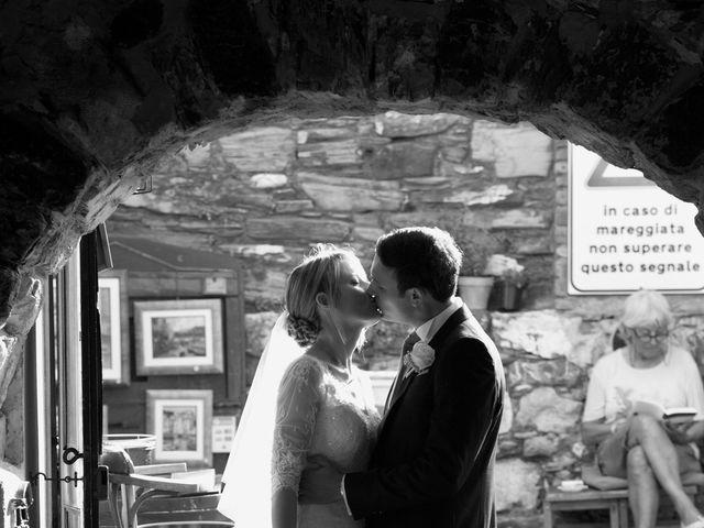 Il matrimonio di Federica e Riccardo a Bogliasco, Genova 31