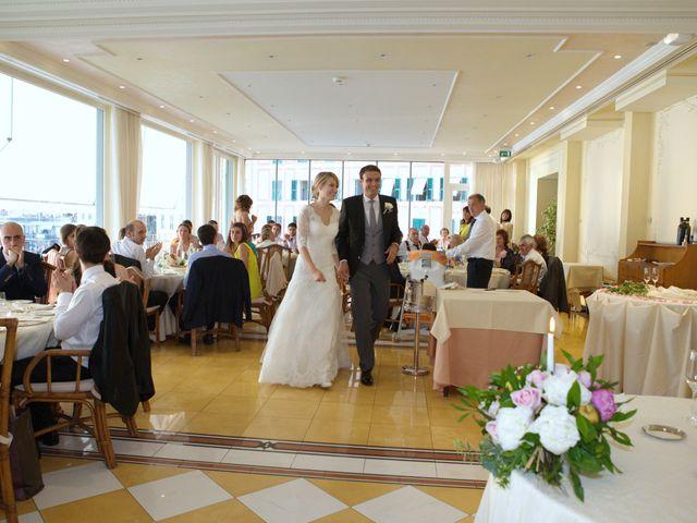 Il matrimonio di Federica e Riccardo a Bogliasco, Genova 35