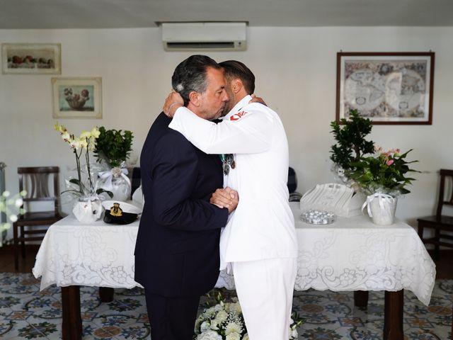 Il matrimonio di Ruggiero e Anna a Sorrento, Napoli 16