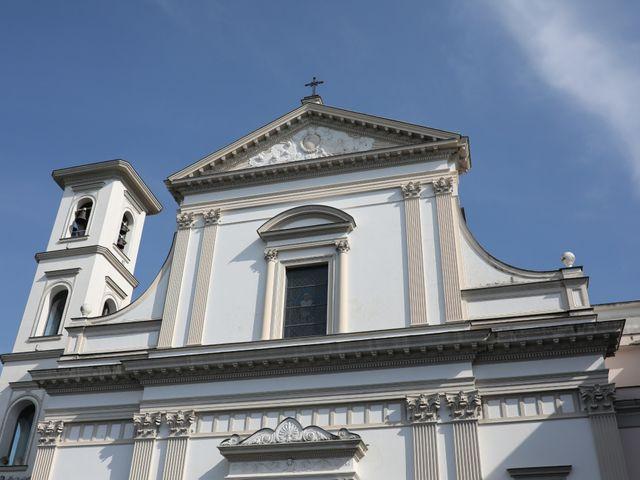 Il matrimonio di Ruggiero e Anna a Sorrento, Napoli 42
