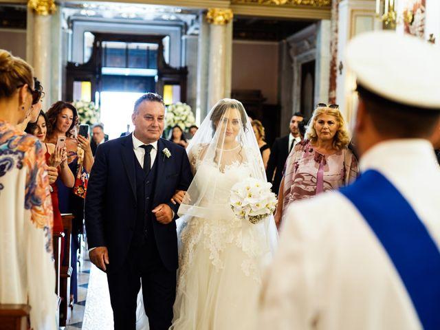 Il matrimonio di Ruggiero e Anna a Sorrento, Napoli 45