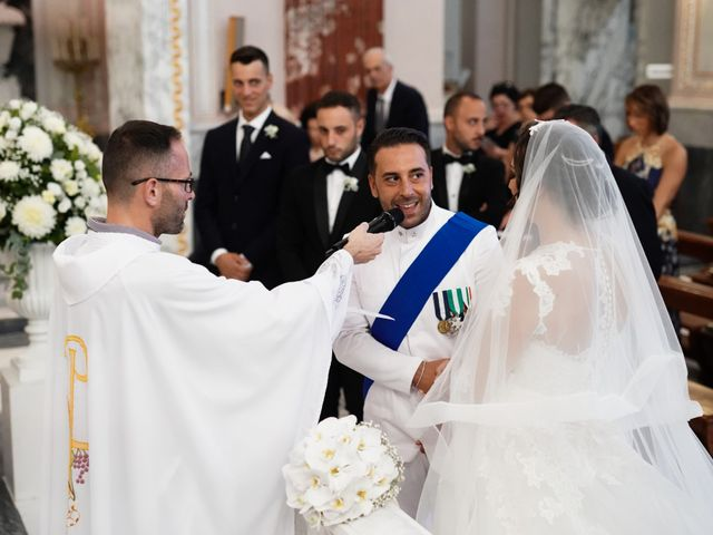 Il matrimonio di Ruggiero e Anna a Sorrento, Napoli 47
