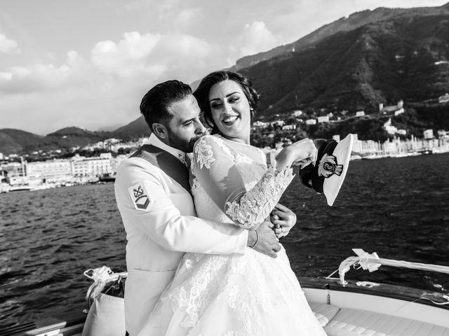 Il matrimonio di Ruggiero e Anna a Sorrento, Napoli 52