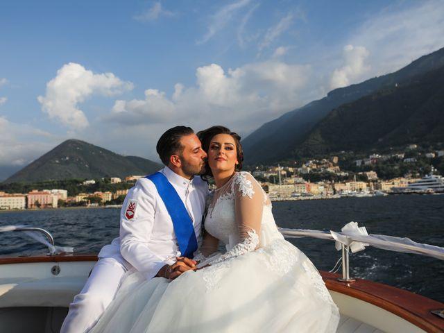 Il matrimonio di Ruggiero e Anna a Sorrento, Napoli 53