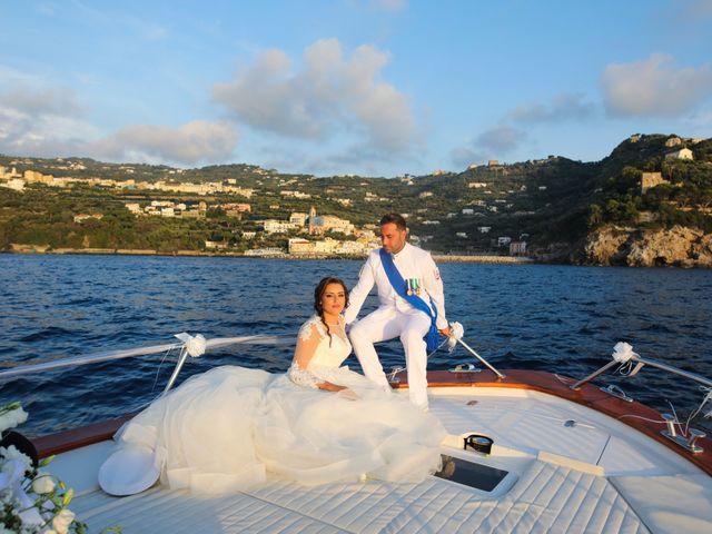 Il matrimonio di Ruggiero e Anna a Sorrento, Napoli 54
