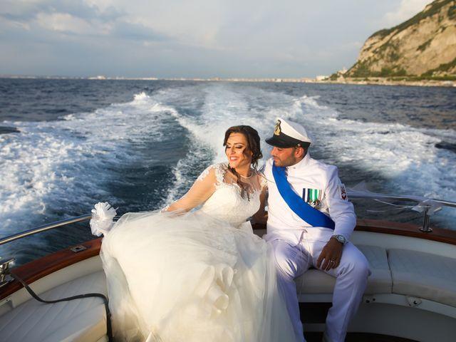 Il matrimonio di Ruggiero e Anna a Sorrento, Napoli 56
