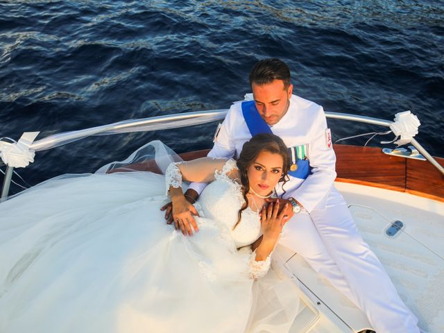 Il matrimonio di Ruggiero e Anna a Sorrento, Napoli 58