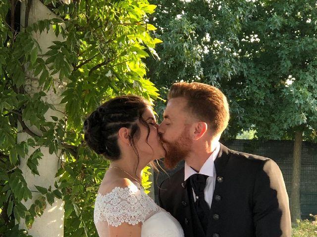 Il matrimonio di Samuele e Giada a Trecate, Novara 2