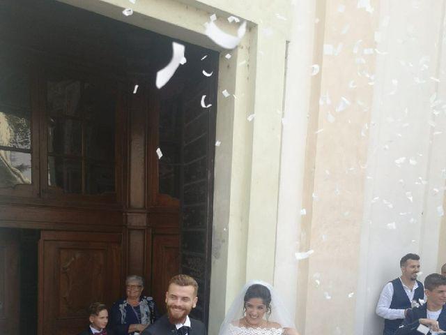 Il matrimonio di Samuele e Giada a Trecate, Novara 3