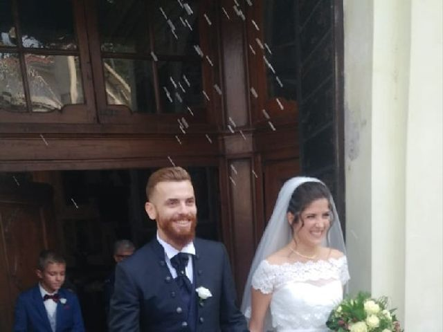 Il matrimonio di Samuele e Giada a Trecate, Novara 5