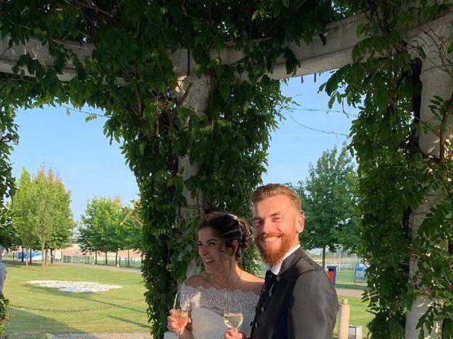 Il matrimonio di Samuele e Giada a Trecate, Novara 6