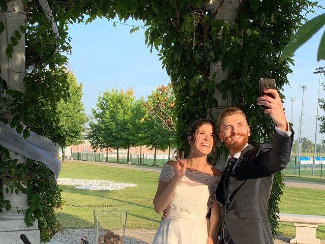 Il matrimonio di Samuele e Giada a Trecate, Novara 7
