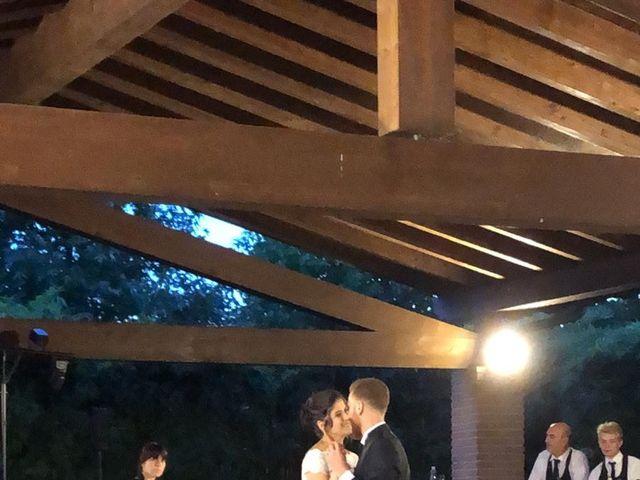 Il matrimonio di Samuele e Giada a Trecate, Novara 8
