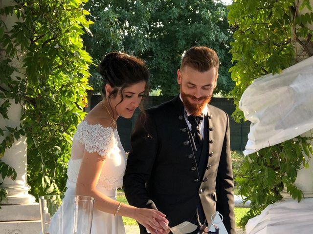 Il matrimonio di Samuele e Giada a Trecate, Novara 9
