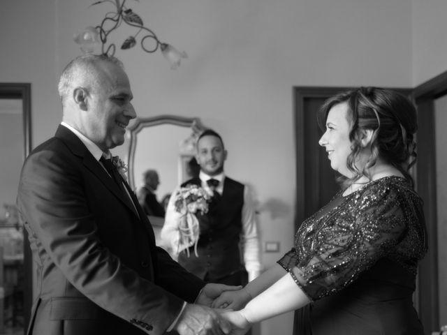 Il matrimonio di Alessandro e Liliana a Lunamatrona, Cagliari 4