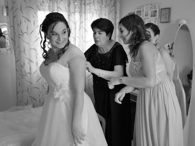 Il matrimonio di Alessandro e Liliana a Lunamatrona, Cagliari 5