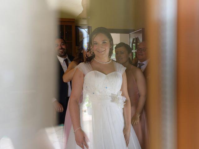 Il matrimonio di Alessandro e Liliana a Lunamatrona, Cagliari 7