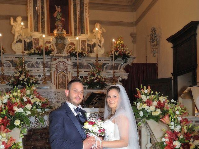 Il matrimonio di Alessandro e Liliana a Lunamatrona, Cagliari 8