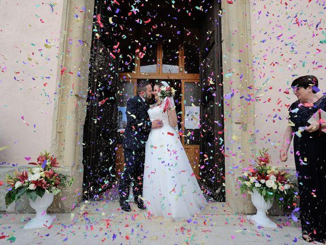 Il matrimonio di Alessandro e Liliana a Lunamatrona, Cagliari 9