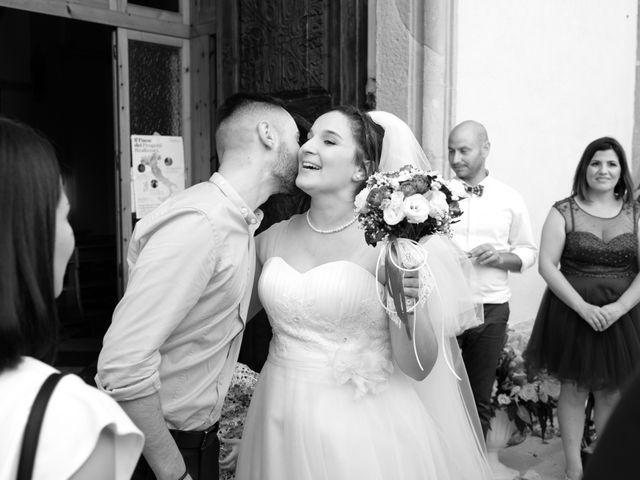 Il matrimonio di Alessandro e Liliana a Lunamatrona, Cagliari 10