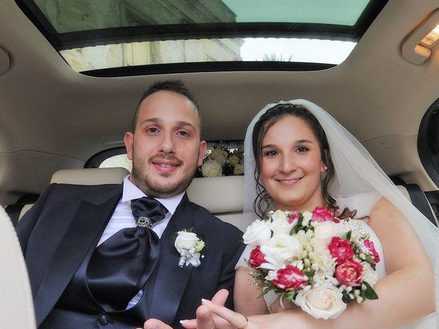 Il matrimonio di Alessandro e Liliana a Lunamatrona, Cagliari 11
