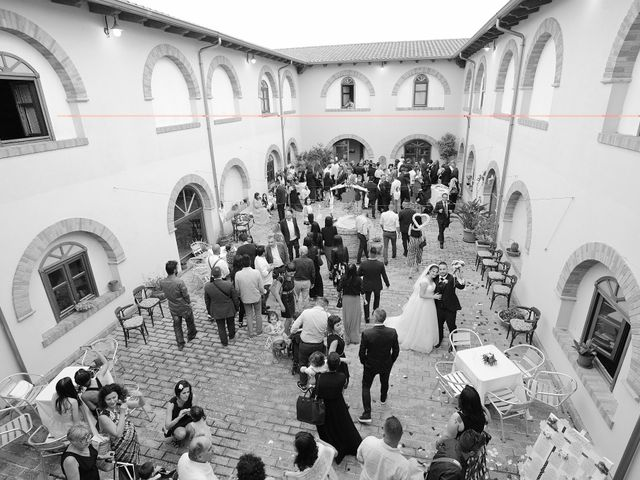 Il matrimonio di Alessandro e Liliana a Lunamatrona, Cagliari 13
