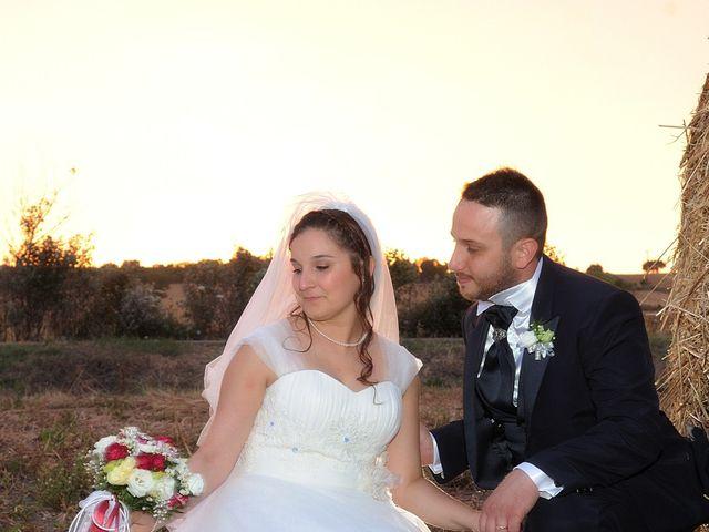 Il matrimonio di Alessandro e Liliana a Lunamatrona, Cagliari 21