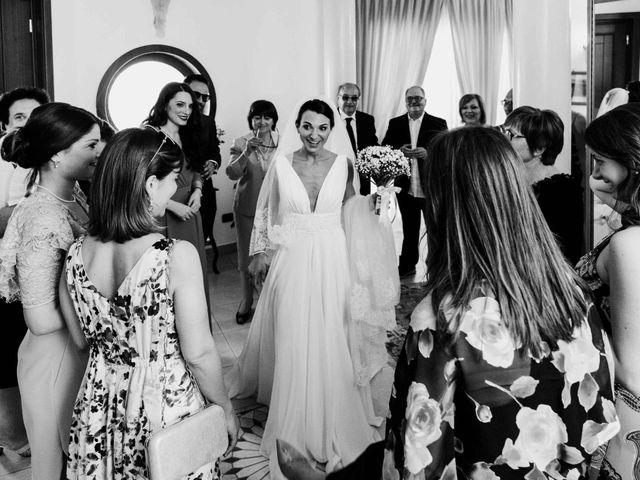 Il matrimonio di Giuseppe e Sara a Casarano, Lecce 34