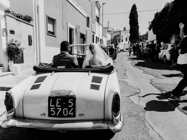 Il matrimonio di Giuseppe e Sara a Casarano, Lecce 37