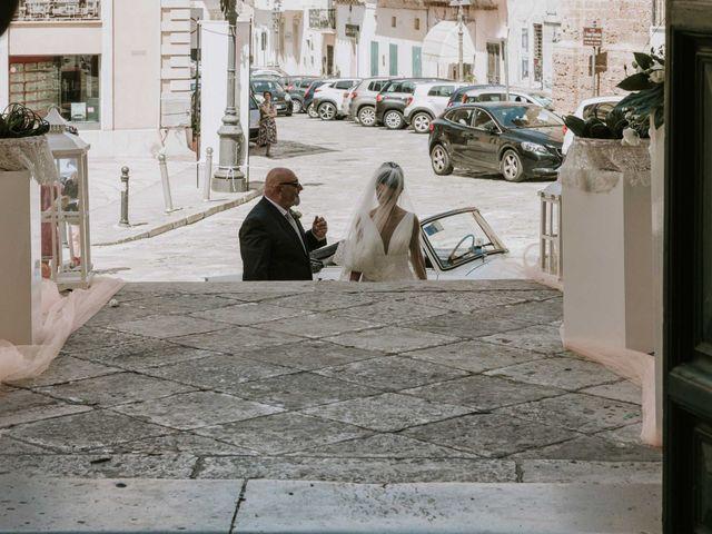 Il matrimonio di Giuseppe e Sara a Casarano, Lecce 1