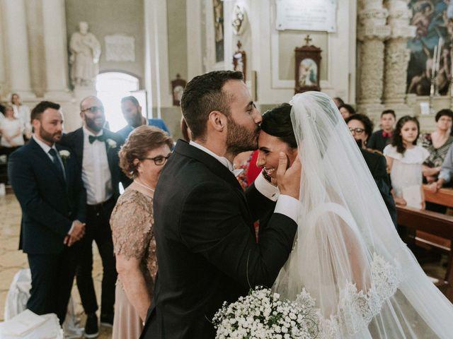Il matrimonio di Giuseppe e Sara a Casarano, Lecce 40