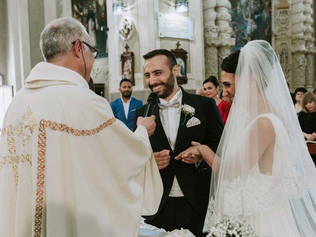 Il matrimonio di Giuseppe e Sara a Casarano, Lecce 42