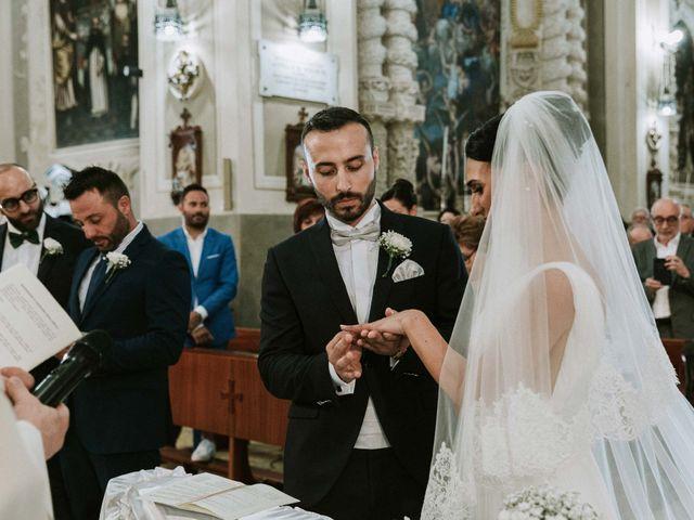 Il matrimonio di Giuseppe e Sara a Casarano, Lecce 43