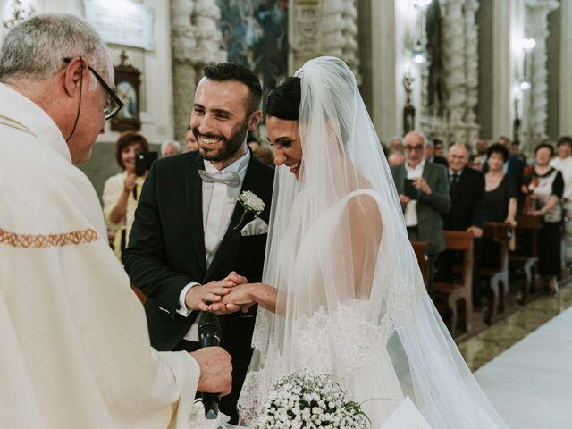 Il matrimonio di Giuseppe e Sara a Casarano, Lecce 44