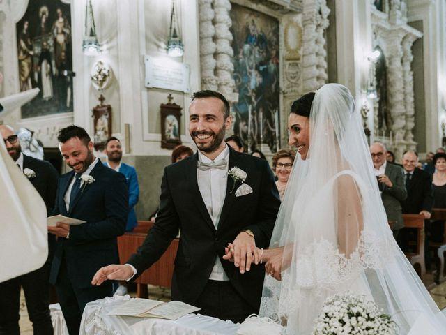 Il matrimonio di Giuseppe e Sara a Casarano, Lecce 45