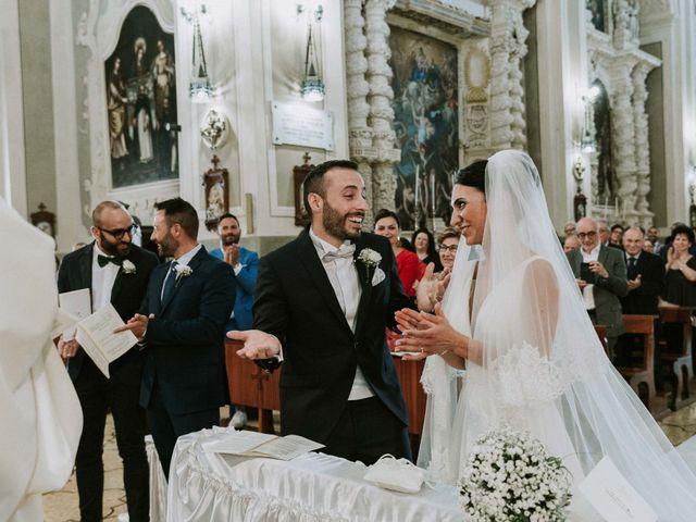 Il matrimonio di Giuseppe e Sara a Casarano, Lecce 46