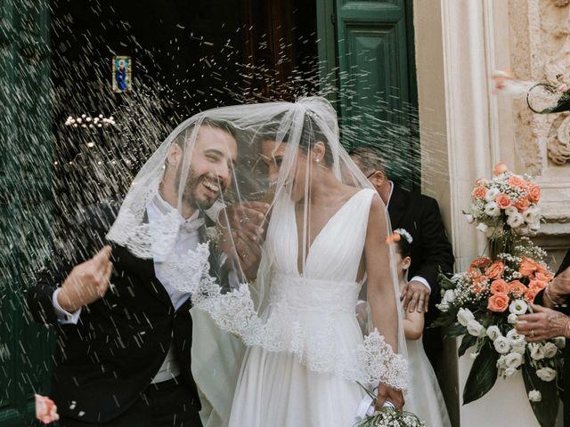 Il matrimonio di Giuseppe e Sara a Casarano, Lecce 48