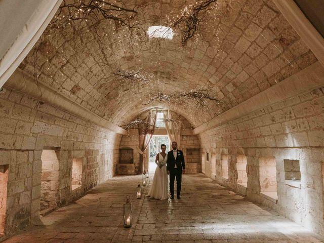 Il matrimonio di Giuseppe e Sara a Casarano, Lecce 74