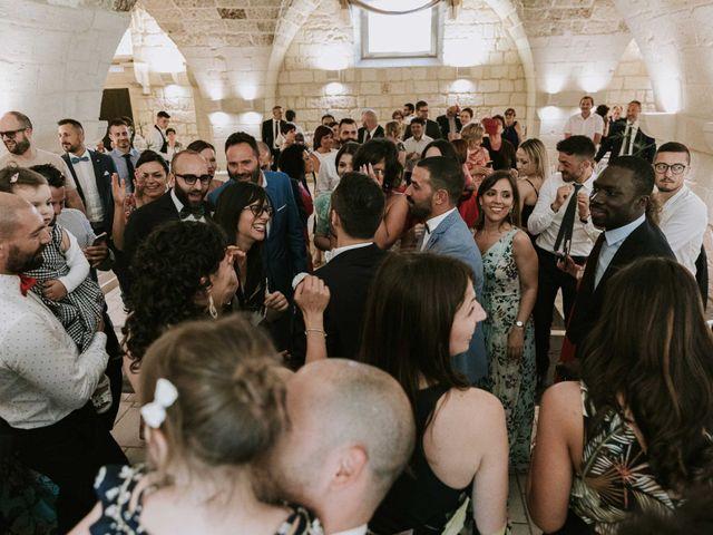 Il matrimonio di Giuseppe e Sara a Casarano, Lecce 75