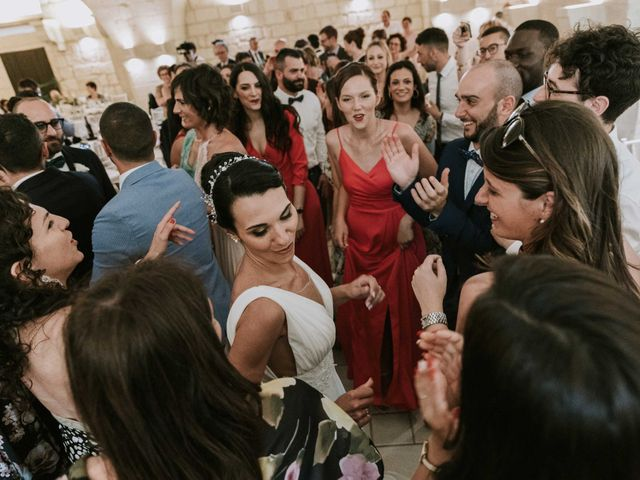 Il matrimonio di Giuseppe e Sara a Casarano, Lecce 76