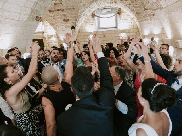 Il matrimonio di Giuseppe e Sara a Casarano, Lecce 77