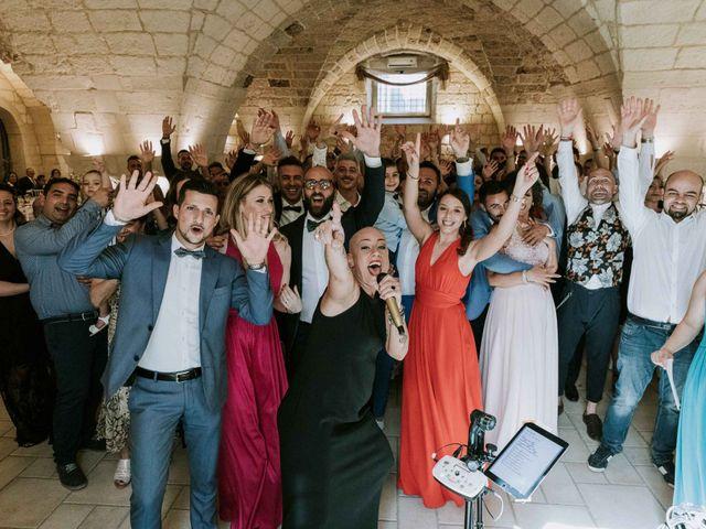 Il matrimonio di Giuseppe e Sara a Casarano, Lecce 85