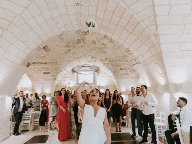 Il matrimonio di Giuseppe e Sara a Casarano, Lecce 88