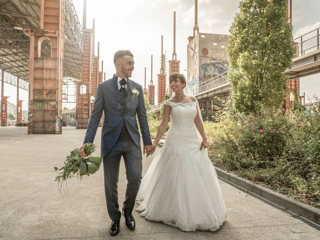 Le nozze di Isabella e Fabrizio